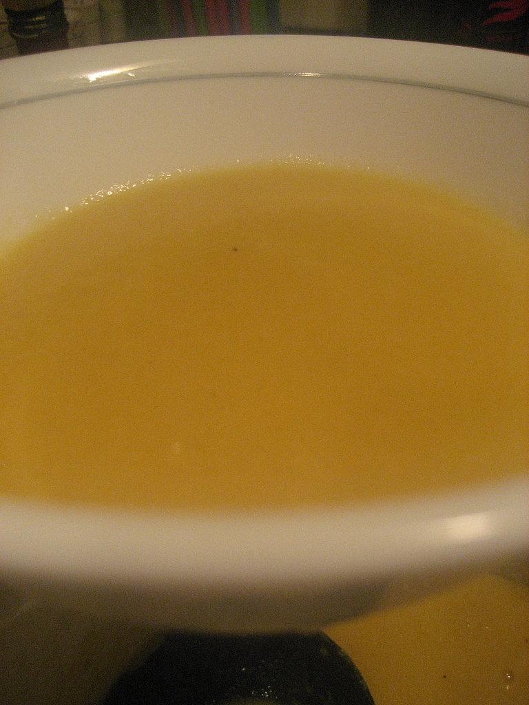 Soup's On: Golden Beet Soup