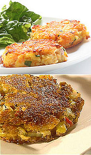 Crab Cakes Two Ways — Beginner and Expert