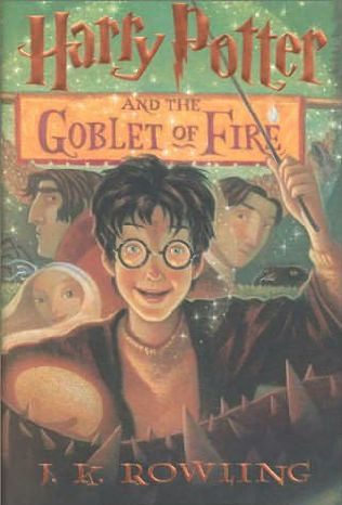 Harry Potter and the Goblet of Fire- Spoilers for Years Three, Four, Five, and Six
