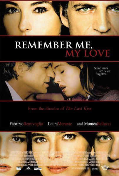 Remember Me, My Love or Ricordati di me