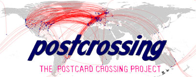"Do you know ""PostCrossing""?"