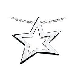 $29.00: Kit Heath Large Open Star Necklace: Jewelry & Watches: Kit Heath