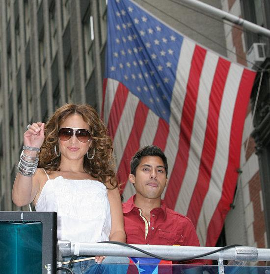 Jennifer Lopez at the Pr Parade