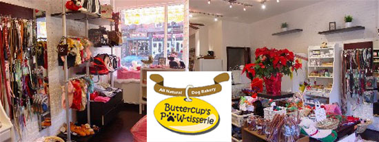 Out and About: New York's Buttercup's PAW-tisserie