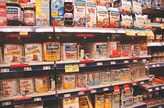 Mommy Alert! BPA Found in Formula Cans