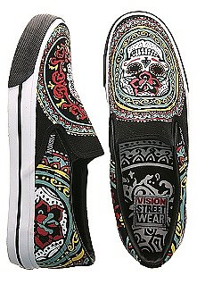UrbanOutfitters.com > Vision Street Wear Caliver Slip On