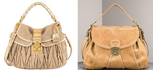 Fabulous Handbag Look-a-Likes, Part III