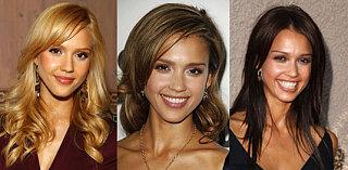 How Do Your Prefer Jessica Alba's Hair?