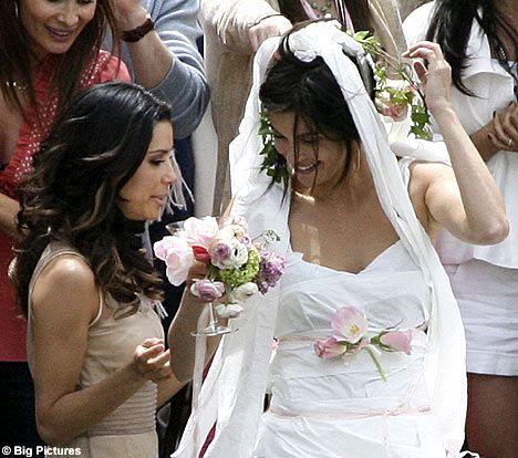 How To: Eva Longoria's Bridal Shower Beauty