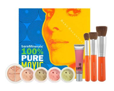 Giveaway of the Day! Bare Escentuals 100% Pure Moxie Set