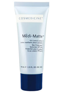 User Review: Shiloh Jolie Pitt on Cosmedicine Medi-Matte Oil Control Lotion SPF 20