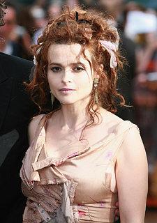 Love It or Hate It? Helena Bonham Carter's Deconstructed Updo