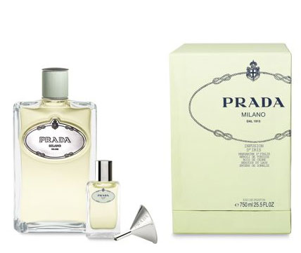 Coming Soon: Prada Infusion d'Iris