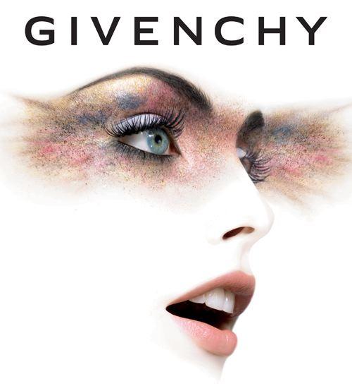 Givenchy Prismissime Eyes Holds A Secret Message from Audrey Hepburn