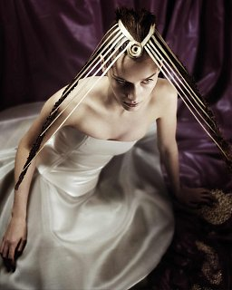 View a Bounty of Avant-Garde Hair from Jerome Hillion