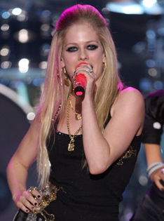 Love It or Hate It? Avril Lavigne's Rock-Star Style