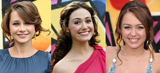Trend Alert:  Tender Tendrils at the Teen Choice Awards