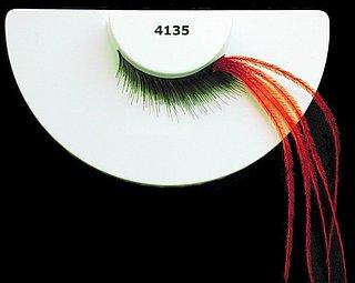 Beauty Marked! False Eyelashes