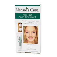 Doing Drugstore: Nature's Cure Acne Treatment