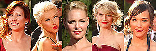 Trend Alert:  Red Lips at the Emmy Awards