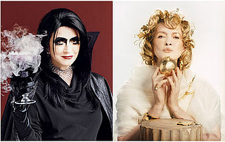 Martha Stewart's a Vampire. And a Goddess.