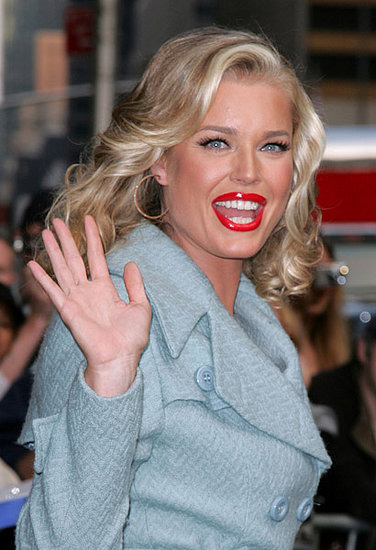 Love It or Hate It? Rebecca Romijn's Really Red Lips