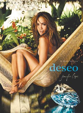 Coming Soon: Deseo by Jennifer Lopez