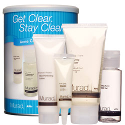 Thursday Giveaway! Murad Acne Complex Kit