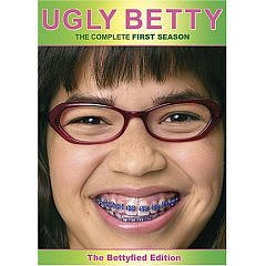 Amazon.com: Ugly Betty - The Complete First Season: DVD: America Ferrera,Eric Mabius,Vanessa Williams