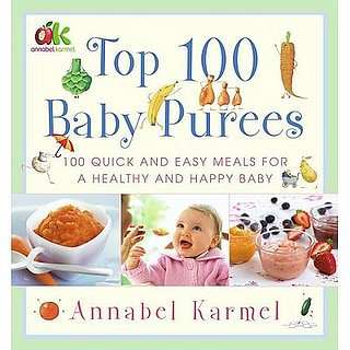 Delilicious: Annabel Karmel's Baby Purees