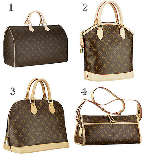 Louis Vuitton Monogram under $1000 (The Purse Blog)