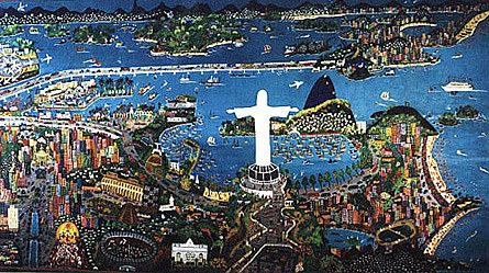 Must see in Rio - MIAN - Museu Internacional de Arte Naif do Brasil