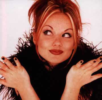 Now or Then-Ginger Spice
