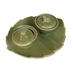 Claymation - Ceramic Salt & Pepper Bowls Bowl