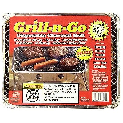 Good, Better, Best: Portable Grills