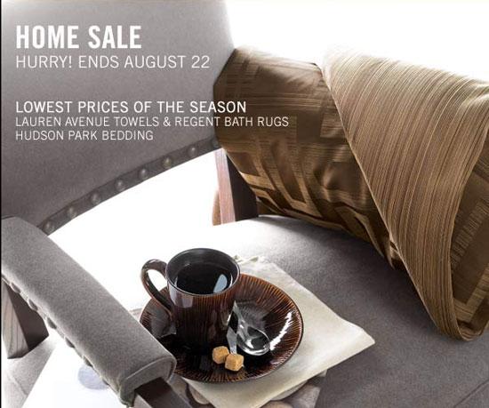 Sale Alert: Bloomingdale's Home Sale
