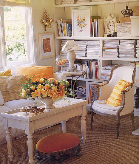 Midday Muse: Sweetly Stacked Magazines