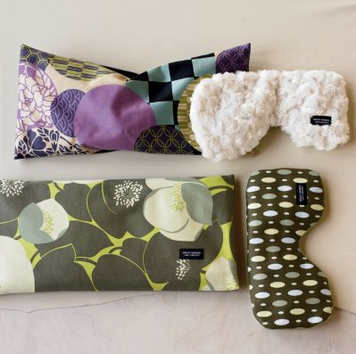 Nice and New: RedEnvelope Soothing Pillow Set