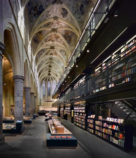 This Just In: Merkx+Girod Architects Win 2007 Dutch Interior Design Prize