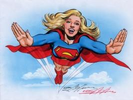 I still get Superman/Girl