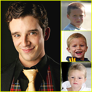 Michael Urie: Them Beckham Boys are Brutal!