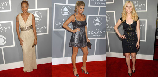 Grammy Awards Fashion Round Up - Love It or Hate It?