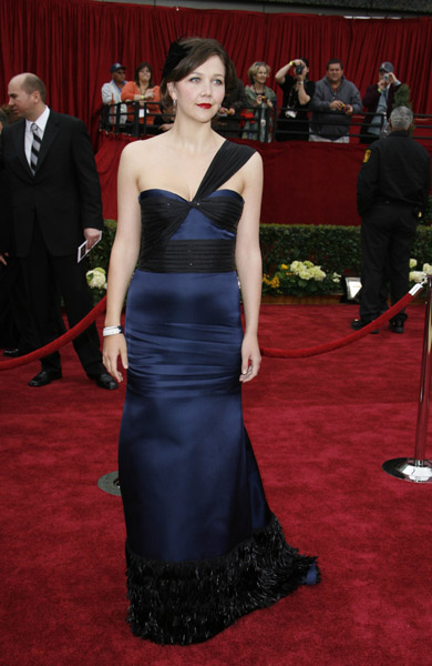Oscars Red Carpet Trend: One Shoulder Gowns