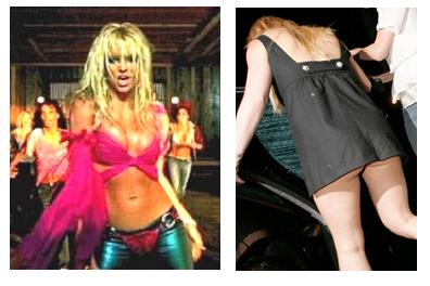 Happy Birthday Britney! Now pull yourself together!