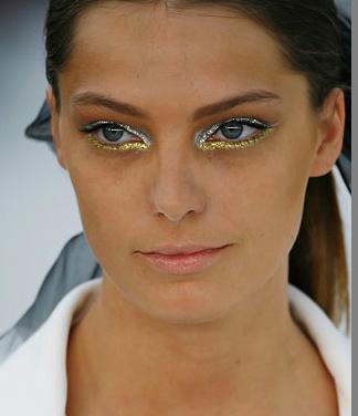 Beauty Spring Peek: Metallic Eyeliner