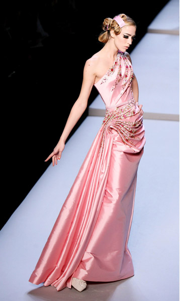 Paris Fashion Week, Fall 2007: Christian Dior