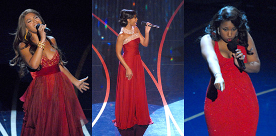Battle Of The Red Dress: Who Wore It Best?
