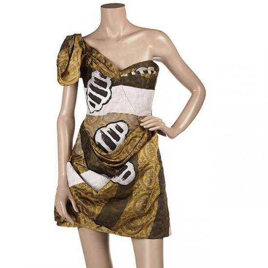 Miu Miu Hand-Painted Dress: Love It or Hate It?