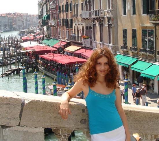 Look of The Day: Venezia!