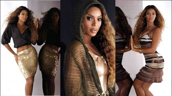 Beyonce's B'Day is Not About Her